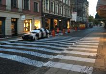 Trafikantveckan i Lund sätter fokus på fotgängarna och stadslivet