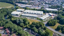 ​Plans for new business park development in Bury submitted