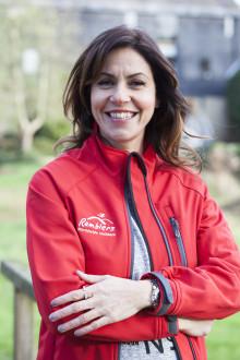 TV Personality Julia Bradbury Presents Wanderlust Travel Awards at 'Destinations' 2015