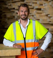 Miljöhänsyn sätter fart på byggandet i trä