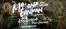 Malena Ernman till Dalhalla för 11:e sommaren i rad – gästas av Lisa Nilsson och Så som i himmelen-kollegorna Philip Jalmelid & Kristin Lidström!