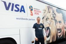 Visa szykuje powrót Zlatana Ibrahimovicia na Mistrzostwa Świata FIFA 2018 w Rosji