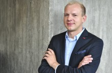 Julian Stork ist Rooms Division Manager im Scandic Frankfurt Museumsufer
