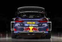 Ford M-Sport tar sig an Rally Sweden