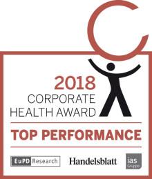 """""""TOP PERFORMANCE""""- Santander erhält Auszeichnung für erstklassiges Gesundheitsmanagement"""
