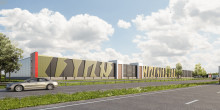Lindab levererar energieffektiv byggnad för ca 48 Mkr till Catenas nya logistikområde i Helsingborg Östra