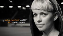 Petra Marklund i samarbete med wec360°