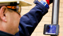 Mitie launches new gutter cleaning service using 15m high super-vacuum