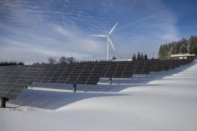Varannan husägare kan tänka sig installera solceller