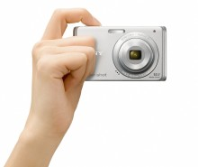 Great pictures to fit everyone's pocket : Slim, stylish Cyber-shot cameras by Sony offer superb picture quality and outstanding value