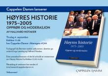 Pressekonferanse: Høyres historie