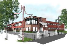 Akademiska Hus moderniserar A-huset på Campus Luleå
