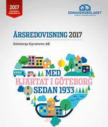 Årsredovisningen 2017 för Egnahemsbolaget