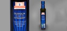 Kung Markatta breddar sitt sortiment av oljor genom en KRAV- och Ä-märkt Olivolja smaksatt med Citronzest