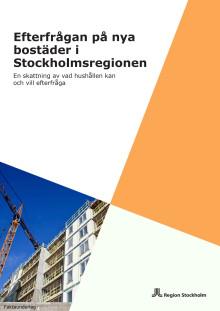 Rapport: Efterfrågan på nya bostäder, långversion