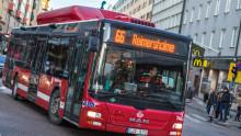 Biogas får kollektivtrafiken att rulla