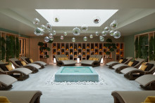 Ireland's first forest spa officially launches