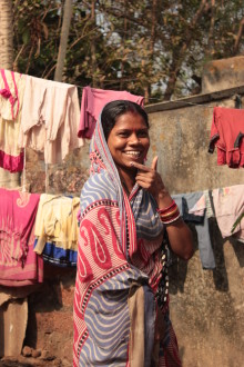 H&M Foundation donates £1m to Practical Action to improve sanitation in Indian slums
