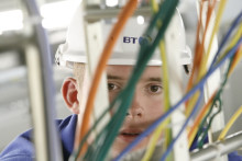 BT work placements up for grabs in Sheffield