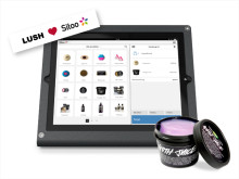 Butikskedjan Lush digitaliseras  med Sitoo