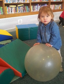 Kids Can Get Moving and Grooving at Balderstone Library