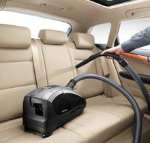 Världspremiär för Miele S4 Hybrid:  Den perfekta dammsugaren för både hemmet, bilen, båten och husvagnen