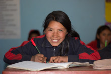 Aspera Makes Donation to Practical Action Project in Peru