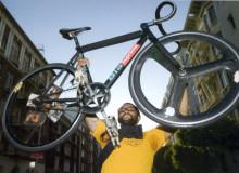 Cykelafton I parkeringshus
