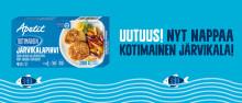 Apetit Järvikalapihvit kauppojen pakastealtaisiin – vastuullinen vaihtoehto ruokapöytään