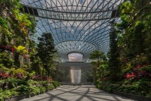 Jewel Changi Airport opens to the public with a gamut of familiar and new-to-market retail and F&B experiences
