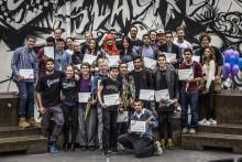 Hyldest til gadekulturen og de frivillige på asfalten