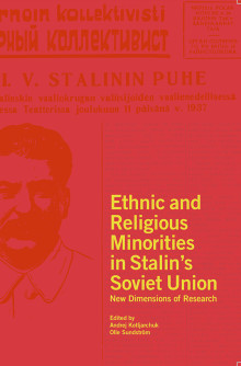 Ny bok: Ethnic and Religious Minorities in Stalin's Soviet Union