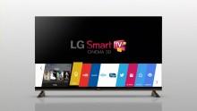LG LANSERAR 2014 ÅRS SMART-TV MED WEBOS  – GÖR TV-TITTANDET ENKELT IGEN