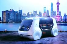 Volkswagen-koncernen ingår nytt samarbete för elbilsoffensiv i Kina