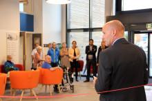 Åpnet 35 nye Omsorg+ boliger
