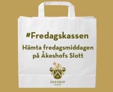 #Fredagskassen hos Åkeshofs Slott