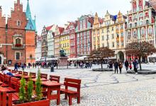 Ny direktlinje till Wroclaw i Polen från Göteborg Landvetter