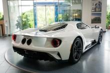 Megérkezett Magyarországra az első Ford GT szupersportkocsi