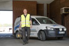 Servicetekniker till Malmö resp. Helsingborgsområdet, Örnsköldsvik, Stockholm samt Nyköping