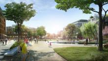 AIX vann stadsbyggnadsuppdraget om Södra Värtan