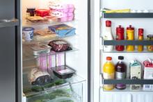 Plasserer du maten riktig i kjøleskapet?