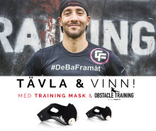 Exciting Instagram Contest with Training Mask Nordic & Obstacle Training!