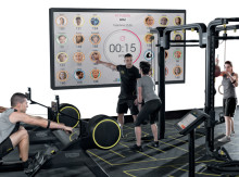 Technogym TEAMBEATS™- ny träningsapp för pulsbaserad gruppträning