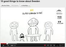 Infofilm till dig som är ny i Sverige