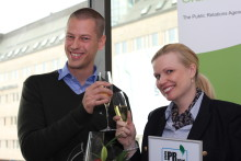 Grattis till Stora pr-priset IQ, med kampanjerna Fyllefilter och Kaloriprofil