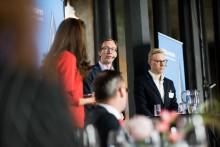 """Stockholmslunchen med tema """"Digitalisering som verktyg för en hållbar stad"""""""