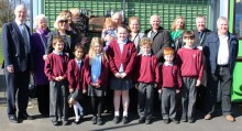 Whittaker Moss School Unveils Memorial to Cllr Ann Metcalfe