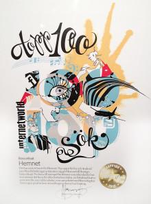 Hemnet Sveriges bästa söksajt 2012 enligt Internetworld