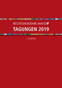 Rechtsakademie MANZ 1. Halbjahr 2019