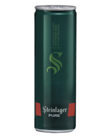 Steinlager Pure – det första nyzeeländska ölet i Sverige som lanseras i en slim can